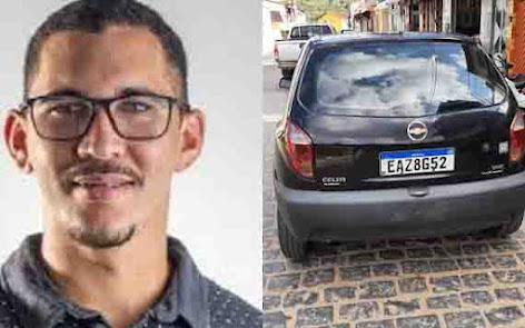 IBIRAPITANGA - Vereador é preso suspeito de passar dinheiro falso em cidades da região.